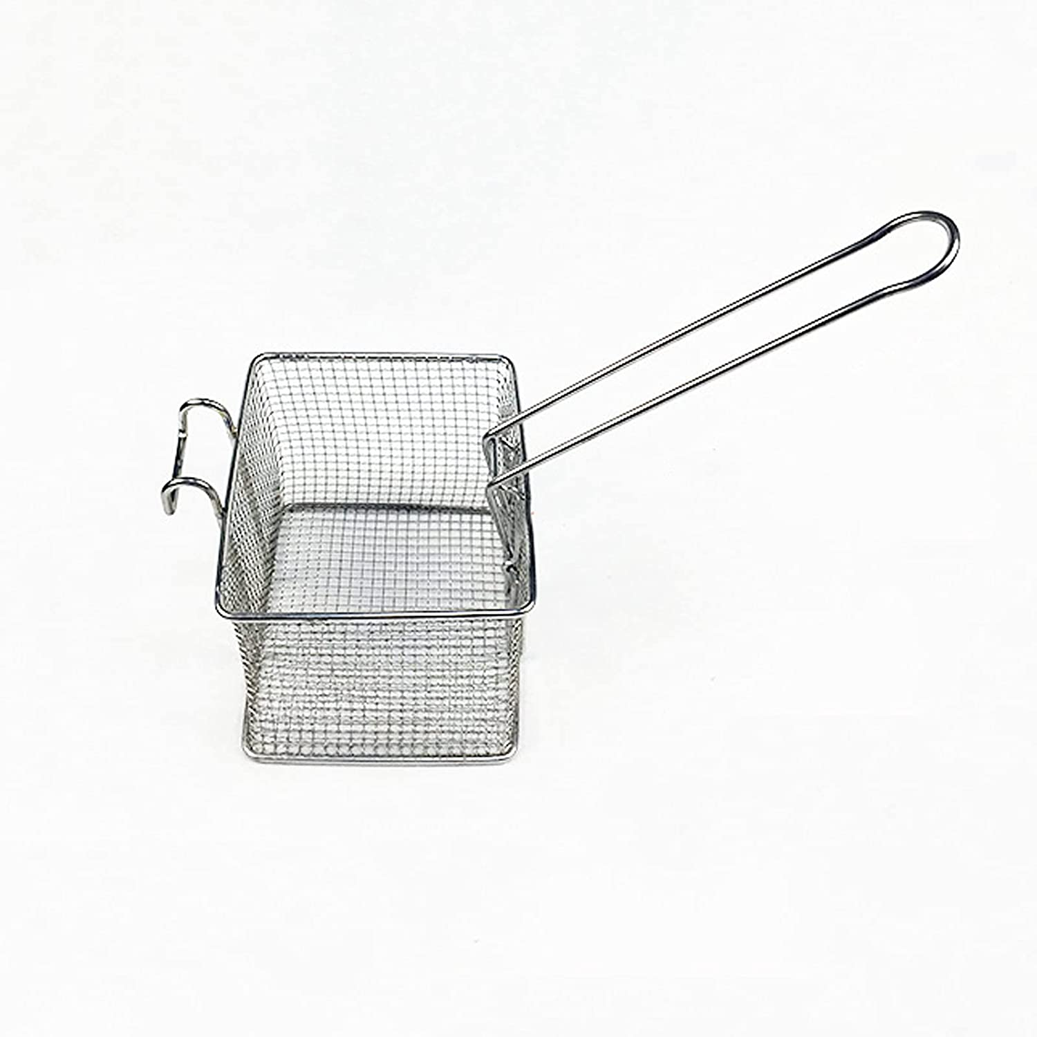 Fryer baskets Commercial Super special price Stainless sale Steel Frying Basket Rectangul