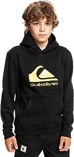 Quiksilver Big Logo Sudadera con Capucha Niños