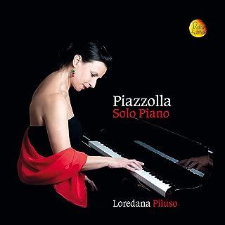 Adiós Nonino (Tango Rhapsody) [Arr. for Piano Solo by Astor Piazzolla]