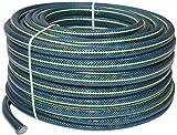 AERZETIX - Manguera de riego tejida de 4 capas en goma Ø1/2' - longitud 30m - 8 bar - herramienta de jardín - C48788