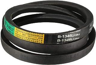 uxcell B-2770//B109 Drive V-Belt Inner Girth 109-inch Industrial Power Rubber Transmission Belt