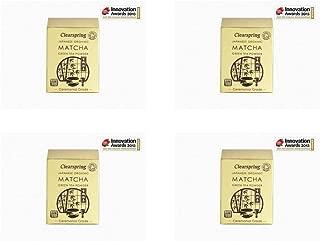 (4 PACK) - Clearspring Matcha Green Tea Powder (Ceremonial Grade)  30 g  4 PACK - SUPER SAVER - SAVE MONEY