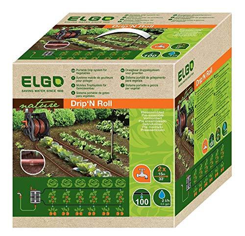 ELGO Transportables Tropfersystem DRIP'N ROLL 2 x 15 m