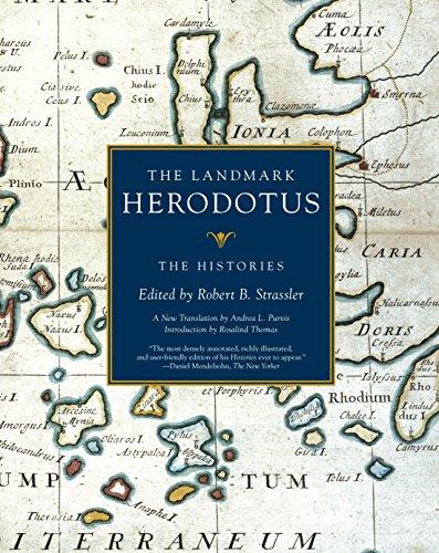 The Landmark Herodotus: The Histories (Landmark Series)