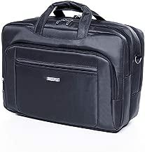 LHQ-hand bags 3 Backpack Business Bag Waterproof Laptop Bag (Color : Black)