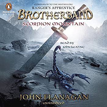 Scorpion Mountain  Brotherband Chronicles Book 5