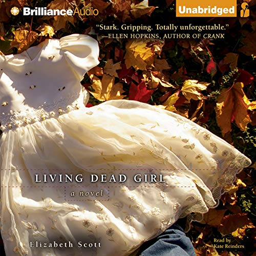 Living Dead Girl audiobook cover art