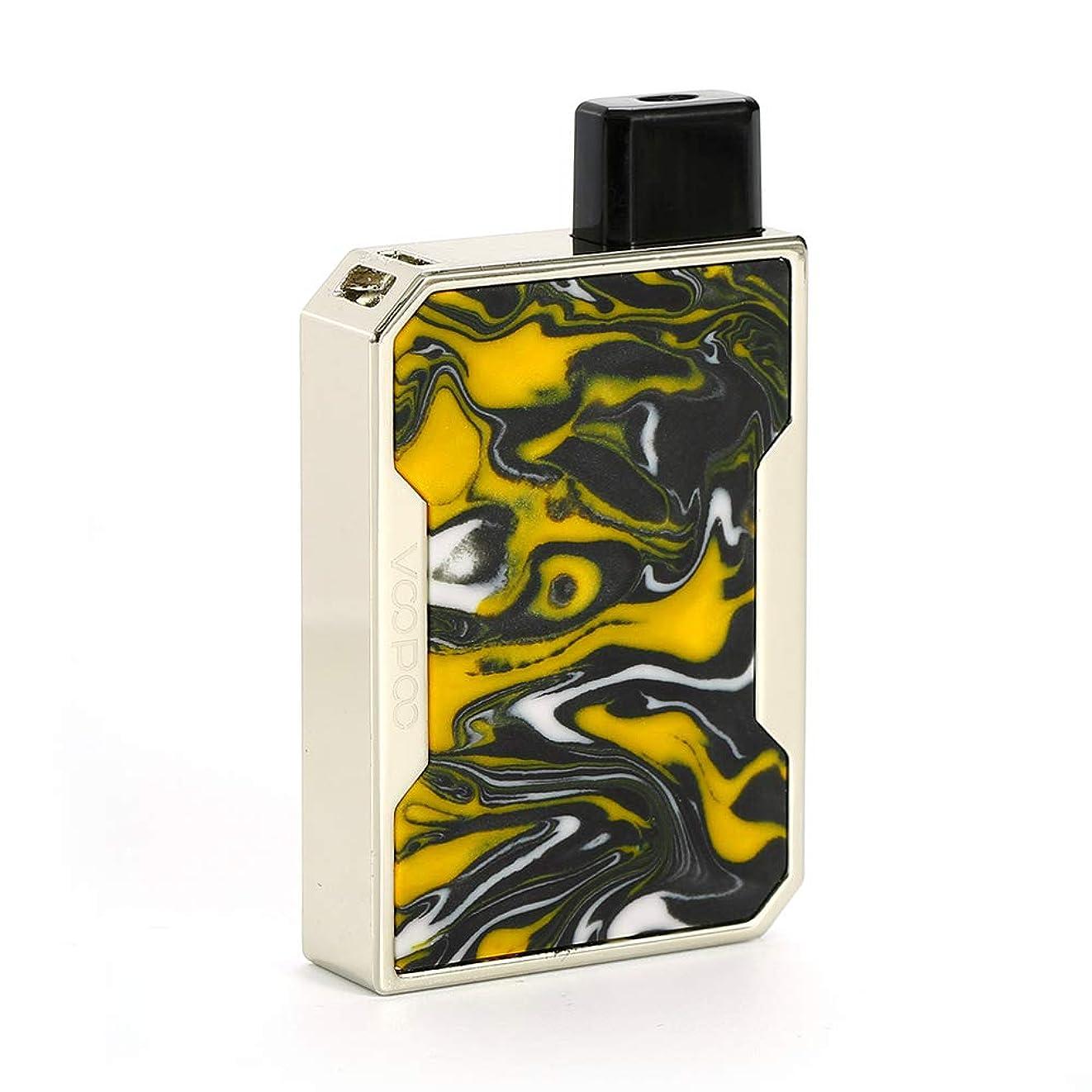 新年モジュール冷淡なVOOPOO Drag Nano Pod System vape kit【正規品】電子タバコセット(Ceylon Yellow)