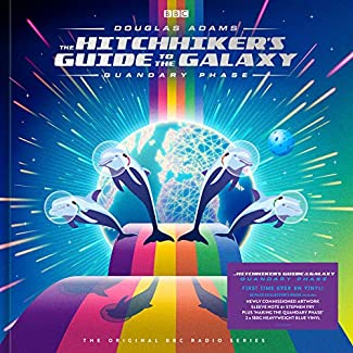 The Hitchhiker's Guide To The Galaxy - Quandary Phase