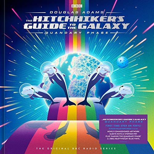 Hitchhikers Guide to the Galaxy,Quandary Phase [Vinyl LP]