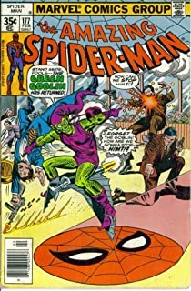 The Amazing Spider-Man #177 : Goblin in the Middle (Marvel Comics)