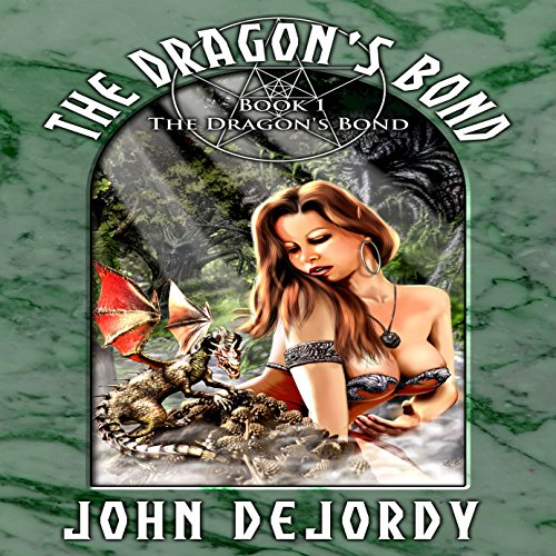 The Dragon's Bond audiobook cover art