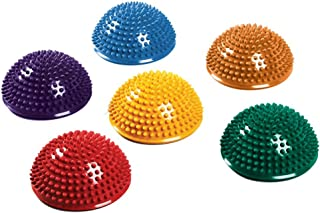 SPRI Balance Pods Hedgehog Stability Balance Trainer Dots (Set of 6)