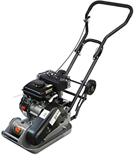 Dirty Hand Tools | 104950 | Vibratory Plate Compactor | 79CC 1,843 Lbs. Force | 19.5 x 12.6 Inch Plate Size