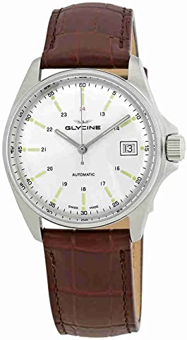 Glycine Combat 6 Classic Automatic Silver Dial Unisex Watch