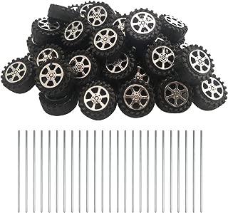 plastic toy car wheels