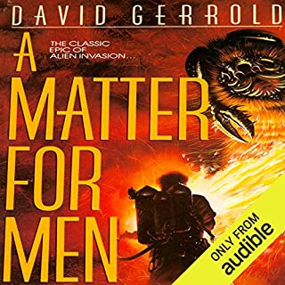 A Matter for Men audiobook cover art