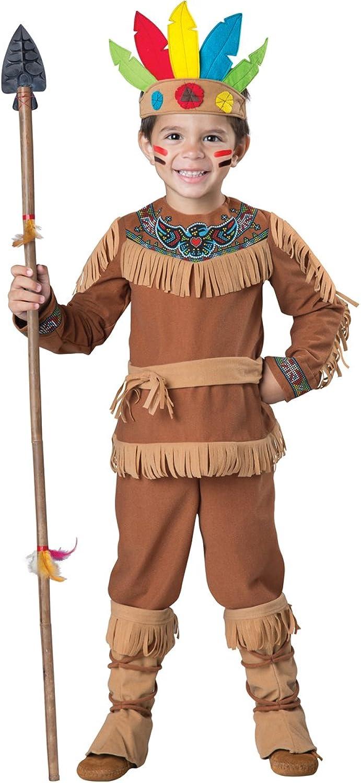 Incharacter Costumes Men's Indian Boy Costume