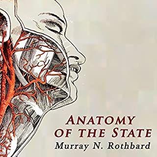Anatomy of the State audiobook cover art