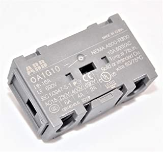 ABB OA1G10 16 to 100A 600V Auxiliary Contact Switch