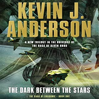 The Dark Between the Stars cover art