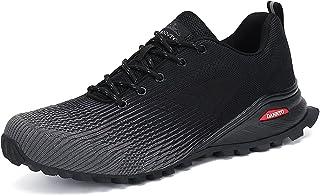DANNTO Hardloopschoenen voor heren, luchtkussen, sneakers, sportschoenen, outdoor, hardlopen, lichtgewicht, gymschoenen, v...