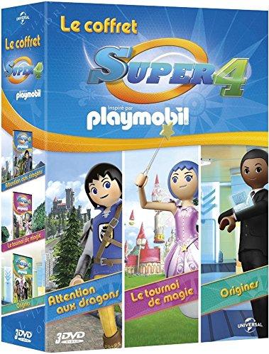 Price comparison product image Playmobil super 4