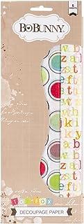 Bo Bunny Jouet Boîte Papier découpage, d'autres, Multicolore