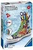 Ravensburger 3D Puzzle 12535 - Sneaker - Graffiti Style - 108 Teile
