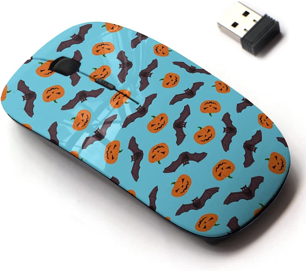 2.4G Wireless Mouse Recommendation with Cute Pattern and Laptops Design for Columbus Mall All