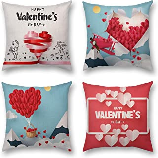 Best heart cushion cover Reviews