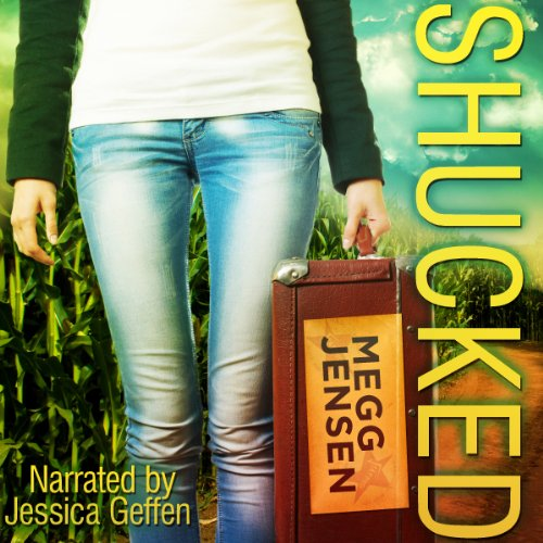 Shucked audiobook cover art
