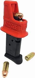 Hilljak Ruger LCP, Bersa Thunder Firestorm, S&W Bodyguard, Kahr CW380, CT380, Springfield 911, Taurus Spectrum PT738, Walther PK380, Diamondback DB380, Colt Mustang Pocketlite 380 Speed Loader Red