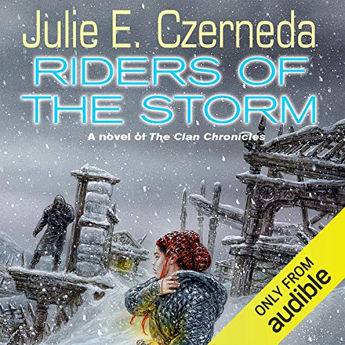 Riders of the Storm Audiobook By Julie E. Czerneda cover art