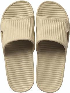 Pantoufle de Bain Chaussons été Chaussures de Piscine Femmes Et Hommes Schlops Sandales Chaussures Plage Antiderapant Pant...