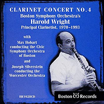 Clarinet Concert No. 4