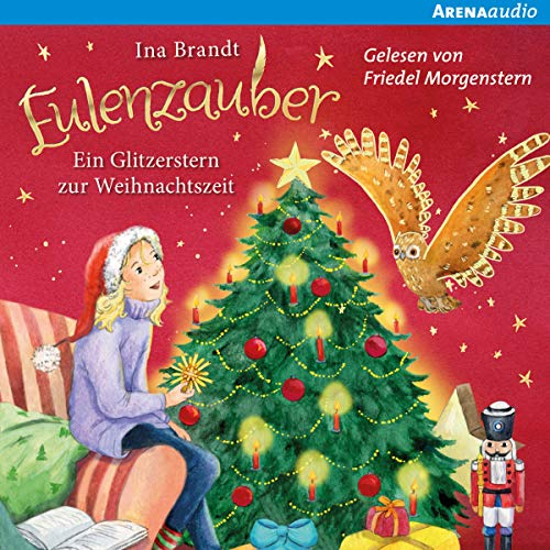 Ein Glitzerstern zur Weihnachtszeit: Eulenzauber - Eine Adventskalendergeschichte in 24 Kapiteln