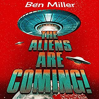 The Aliens Are Coming! cover art