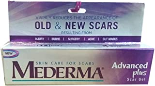 MEDERMA SKIN CARE GEL FOR SCARS ,ACNE,STRETCH MARKS 10GM by Mederma
