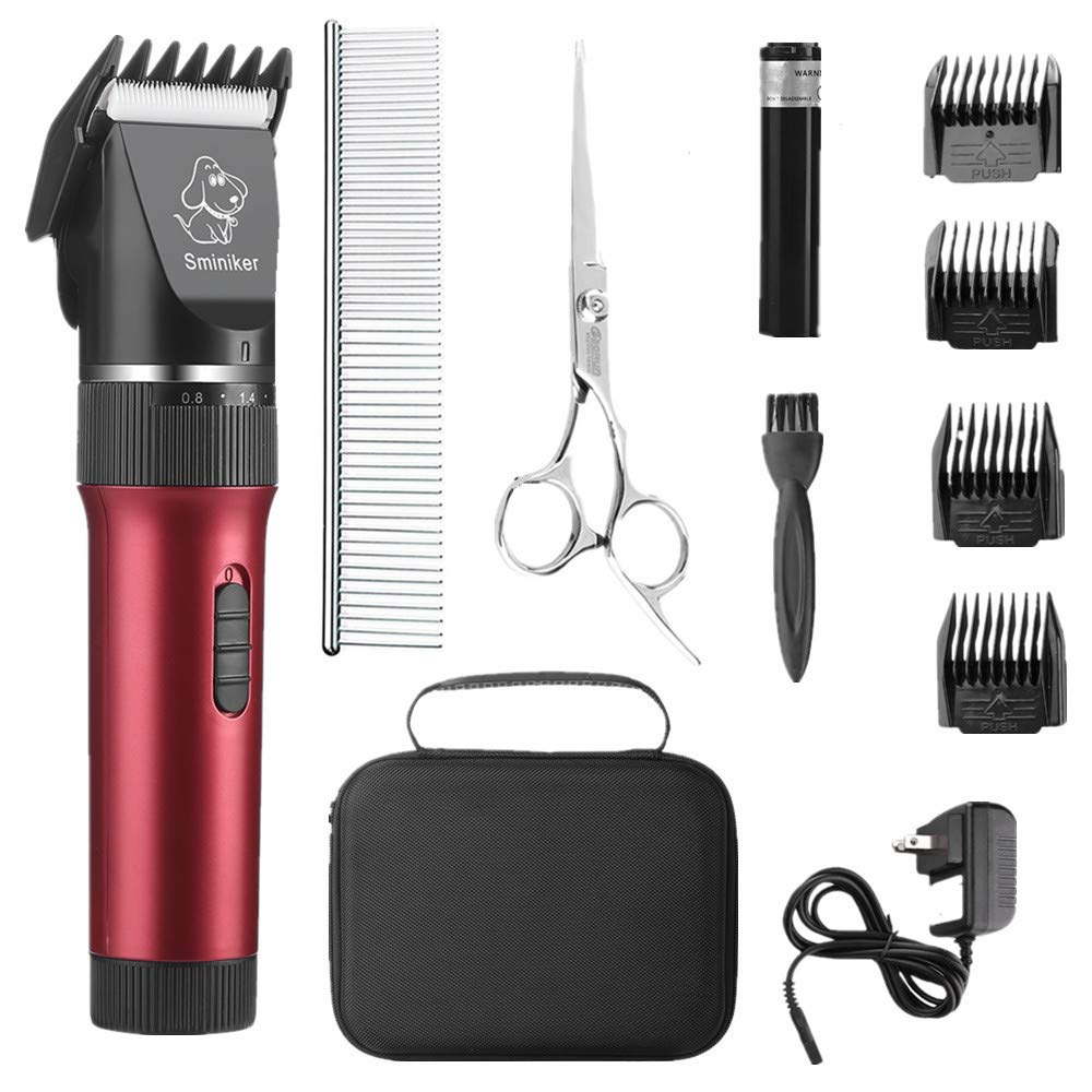 Sminiker Clippers Rechargeable Cordless Professional