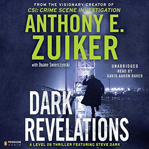 Dark Revelations audiobook cover art