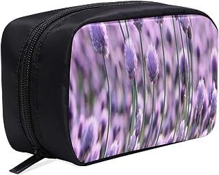 Gigante Cebolla Flor Blooming Portátil de viaje Maquillaje Bolsas de cosméticos Organizador Multifunción Funda Pequeñas bolsas de aseo para mujeres y hombres Caja de cepillos