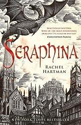 Cover of Seraphina by Rachel Hartman