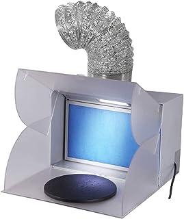 Airbrush Cabine de peinture modulable avec extracteur Fengda® BD-512