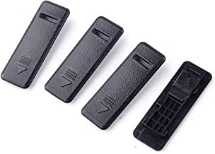 LETAOSK 4x Rear Bumper Tow Cover Clips Fit for Land Rover Range Rover Sport Discover 3//4 DYR500010