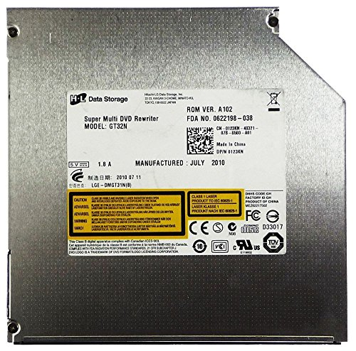 DVD Brenner GT32N HL Data Storage Notebook SATA 8X DVD±RW DL ID12424