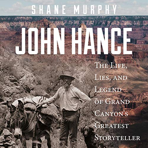 John Hance  By  cover art