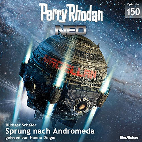 Sprung nach Andromeda audiobook cover art