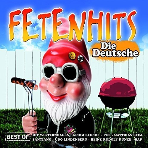 Fetenhits - die Deutsche - Best of (3cd)