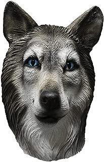 wolf mask costume